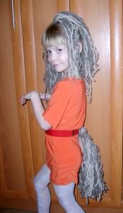 костюм лошадки для девочки