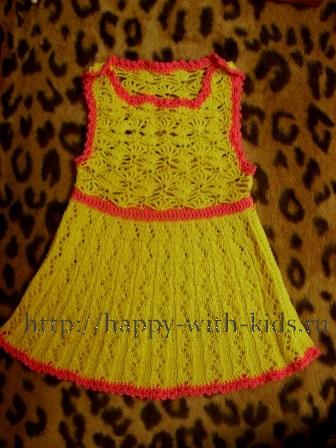 Вязаная одежда для девочки. Обсуждение на LiveInternet