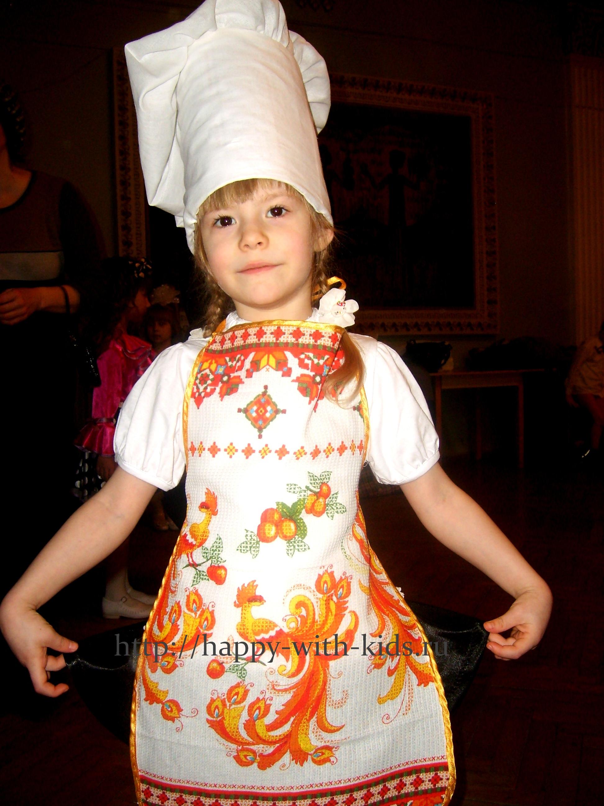 Кухонный вопрос: как сшить поварской колпак? Какая 51