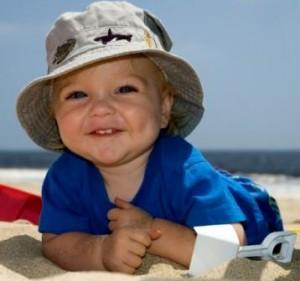 солнечные ожоги у детей