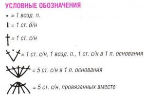 ажурные узоры крючком со схемами