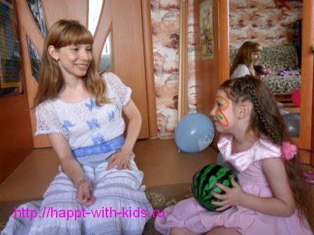 сценарий детского дня рождения 7 лет