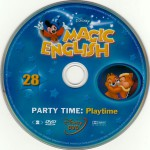 magic english party time dvd
