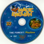 magic english the forest dvd