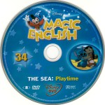 magic english the sea dvd