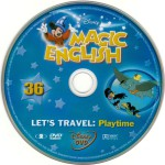 magic english let's travel dvd