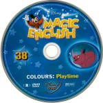 magic english colours dvd