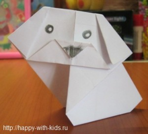 поделки оригами из бумаги для детей